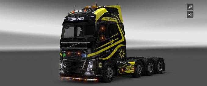 Volvo-fh16-8x6-black-vs-yellow