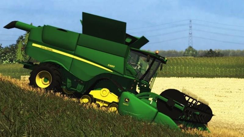 Fs 2013 John Deere S680 S670 V 1 0 Mr John Deere Mod Für Farming Simulator 2013