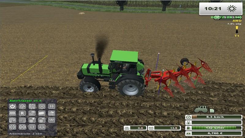 скачать мод для фарминг симулятор 2013 автопилот