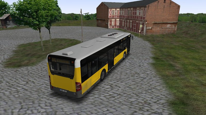 omsi: Repaint for the O530 Fakelift v 1 0 Bus Skins Mod für