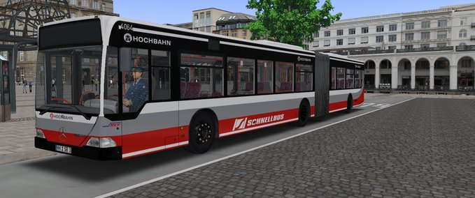 omsi citaro o530 h hamburg repaint v 1 0 bus skins mod f r omsi 2. Black Bedroom Furniture Sets. Home Design Ideas