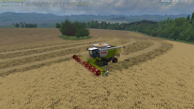 FS 2013: Czech map v 2.0 MR Maps Mod für Farming Simulator 2013