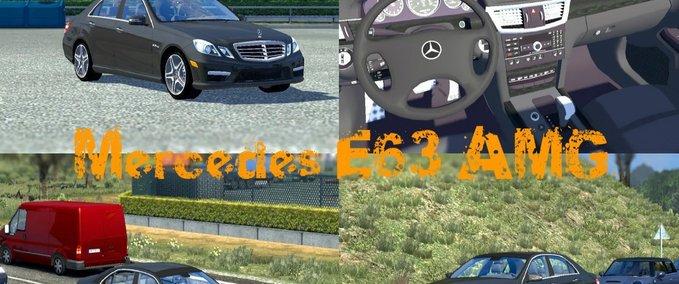 Mercedes-e63-amg-interior