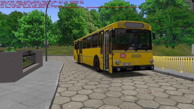 omsi bus simulator mercedes o305