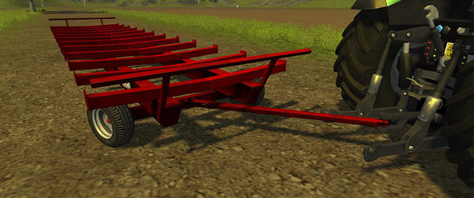 JBM Round Bale Trailer v 1.0 MR image
