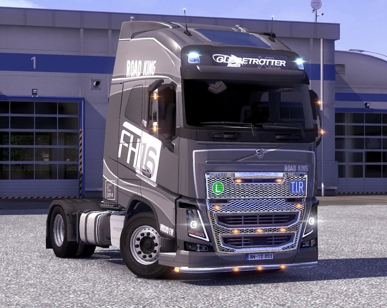 Wiring Diagram Volvo Fh12 : Ets volvo fh v volvo mod für eurotruck simulator
