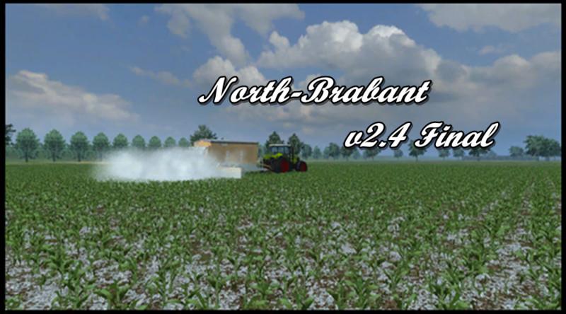 North Brabant With Kalk V 2.5 Final Mr