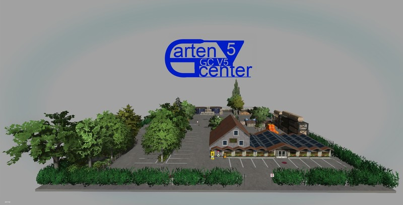 Fs 2013 Garden Center V 5 0 Buildings With Functions Mod