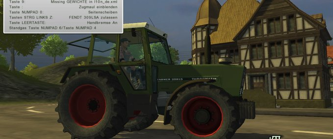 Fendt Farmer 306 ls v 2.1 image