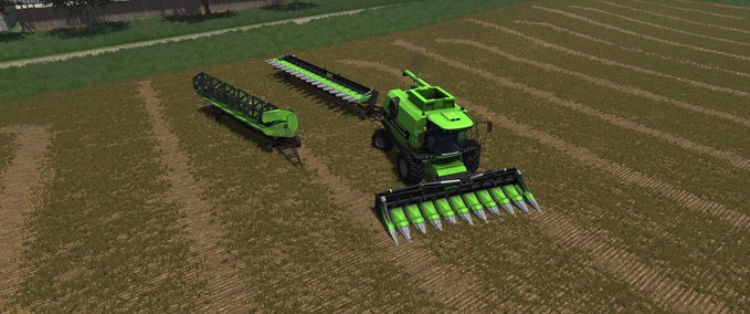 Deutz RTS 7545 Pack v 1.0 image