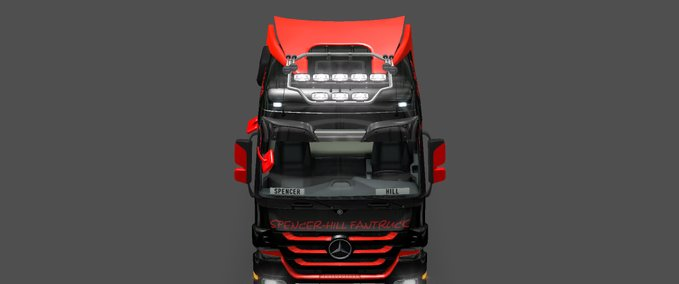 Spencer Hill mp3 v 1.0 ets2 image
