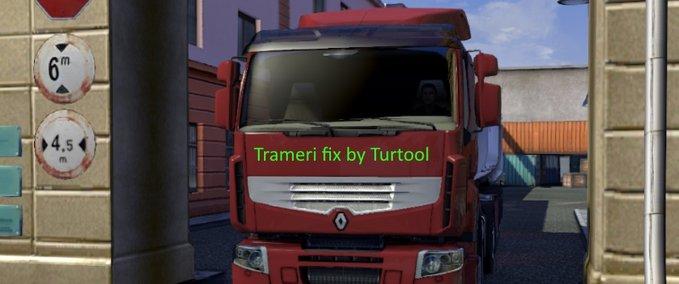 Trameri input Fix v 1.0 ets2 image