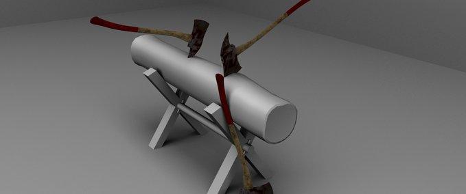 Fire ax and hatchet v 1.0 image
