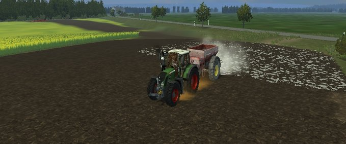 Kverneland Spreader Pack v 1.0 MR image