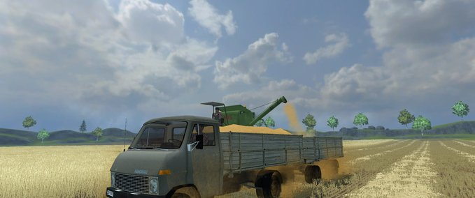 Hanomag F65 transport pack v 1.0 image