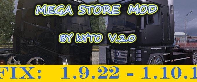 Mega Store v 2.1 Fix ets2 image