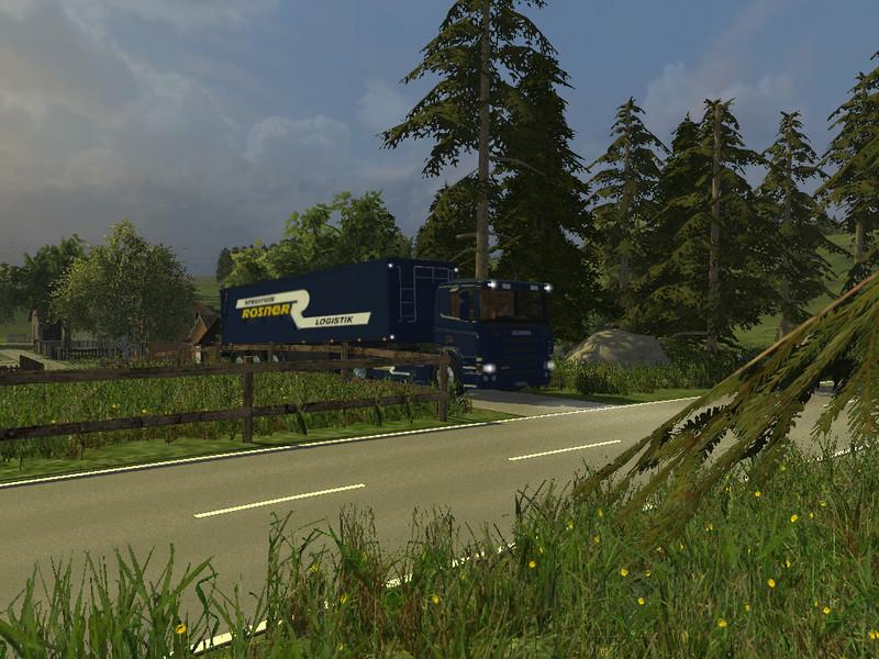 FS 2013: Spedition Rosner Pack v 1.0 Scania Mod für Farming Simulator 2013