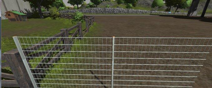 Metal fence v 1.0 image