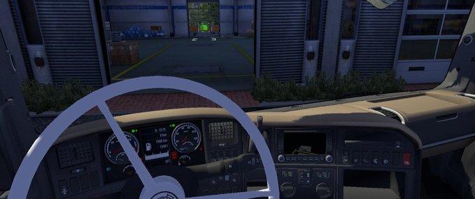 Wit Send Advert for Scania v 1.7 ets2 image