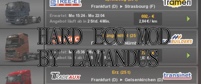 Very Hard Economy Mod v 1.0 ets2 image