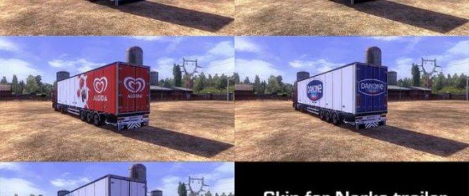 NARKO Trailers v 1.10 ets2 image