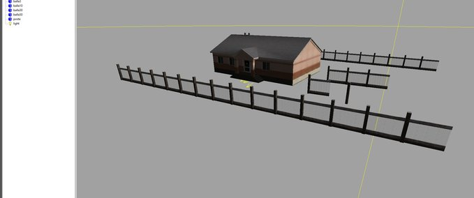 Ofice_and_woden_fence_pack