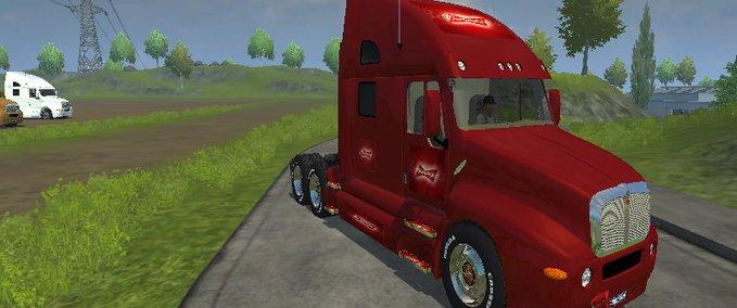 Kenworth Truck Budweiser v 1.0 image