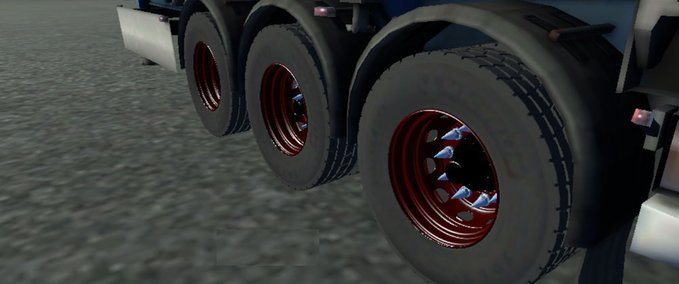 New Wheels for trailers v 1.10.x ets2 image