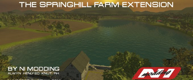 Spring Hill Valley v 1.0 image