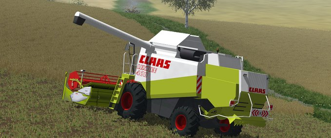 Claas Lexion 420 and C540 v 3.0 image