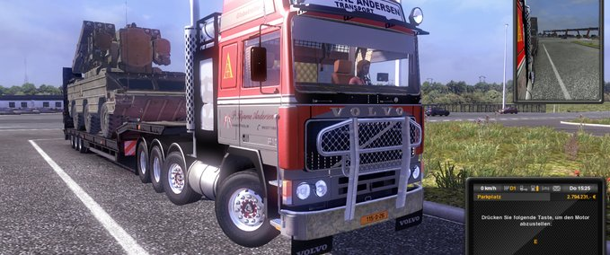 Volvo F10 8x4 PBA heavy vehicles v 1.10.1 ets2 image