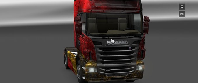 WM scania v 1,0 ets2 image