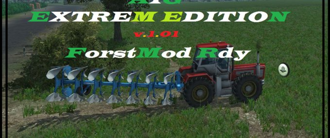 AiG EXTREME EDITION v 1.01 ForstMod Rdy image