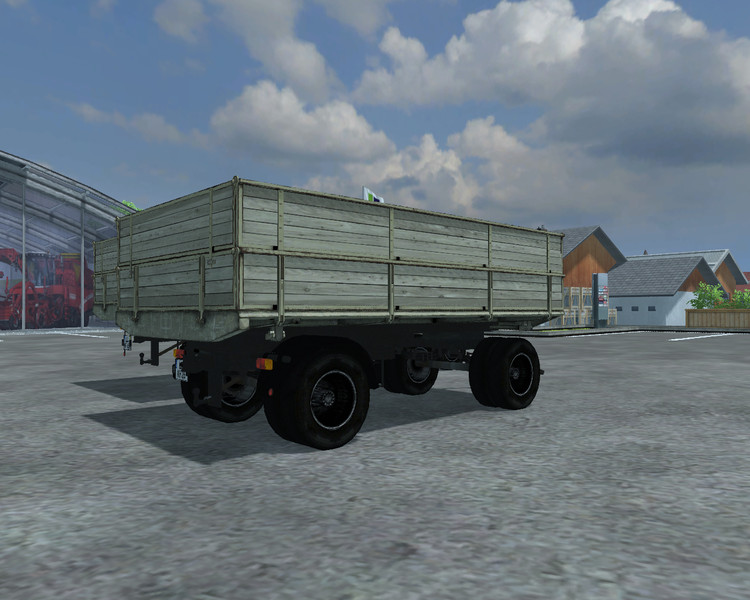 (LS 2013) MR-Hanomag F65 Kipper Trailer v 1.1.0