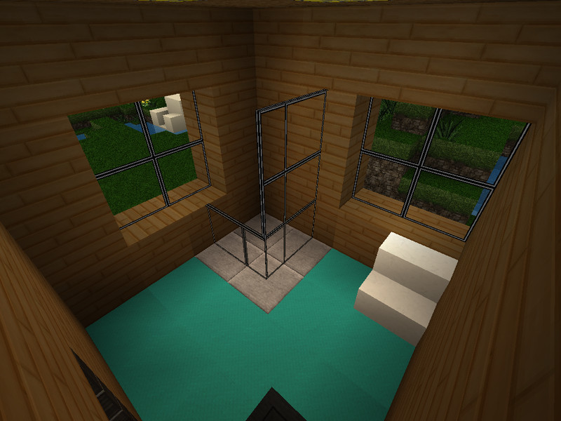 minecraft haus zum umbauen v 2 0 1 maps mod f r minecraft. Black Bedroom Furniture Sets. Home Design Ideas