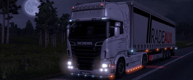 Scania R series v 1.0 ets2 image