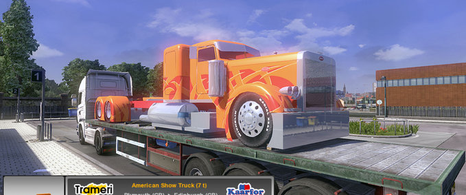 Standalone American Truck Show v 2.0 ets2 image