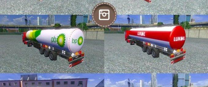 Standalone Fuel Tanker v 1.2 ets2 image