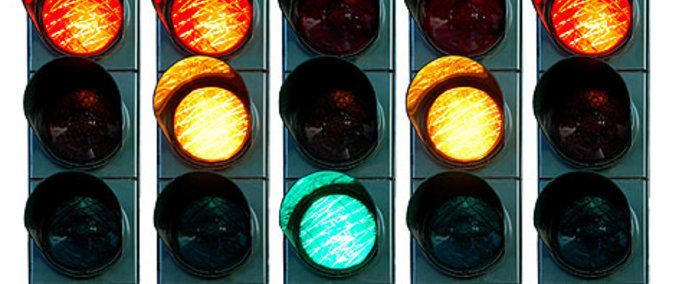 Traffic light signal v 1.0 ets2 image