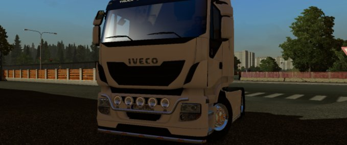 New Lights Truck Lights v 1.0 ets2 image