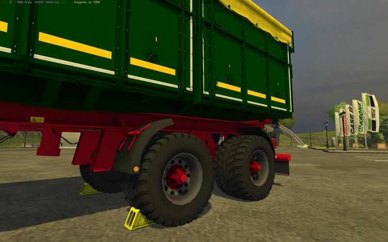 (LS 2013) Kröger Agroliner HKD 402 v 5.0 MR