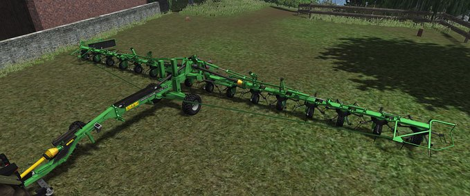 """FS 15/2013/2011: """"Implements & Tools Tedders mods for Farming"""