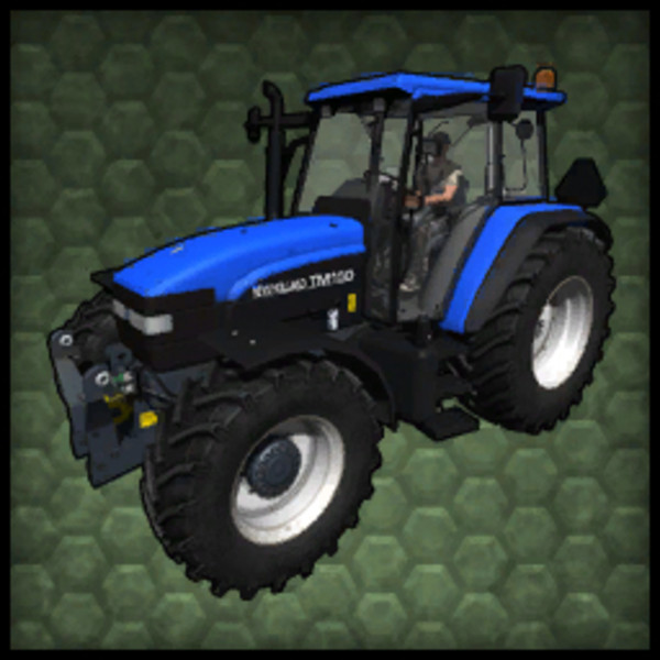FS 2013: New Holland TM150 v 1 0 MR New Holland Mod für