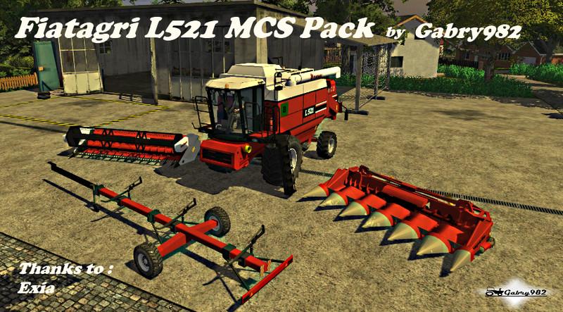 Fiatagri L521 MCS V 1.1