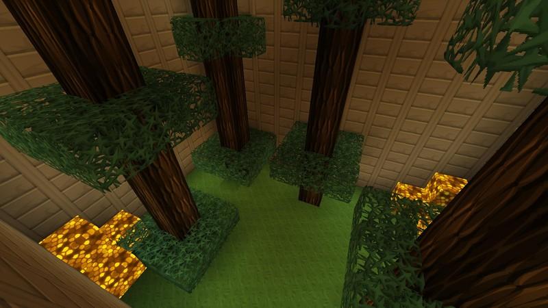Minecraft: Minecraft Adventure Map v 1.1.9 Adventure Mod für Minecraft