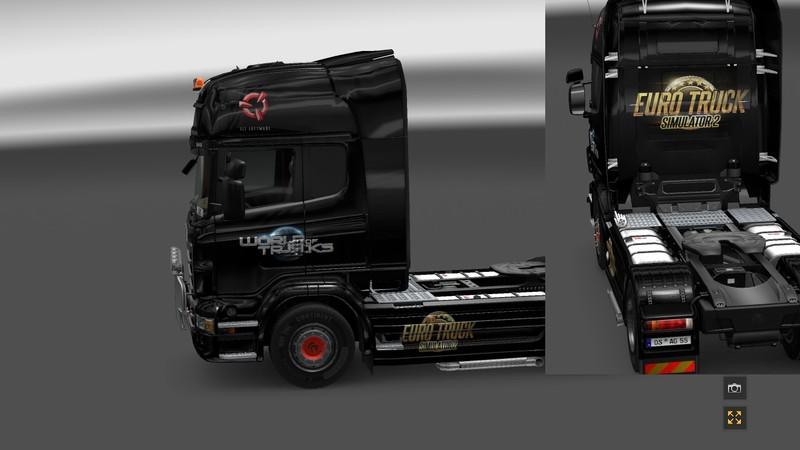 ets 2 euro truck simulator skin beta v 1 0 beta trucks. Black Bedroom Furniture Sets. Home Design Ideas
