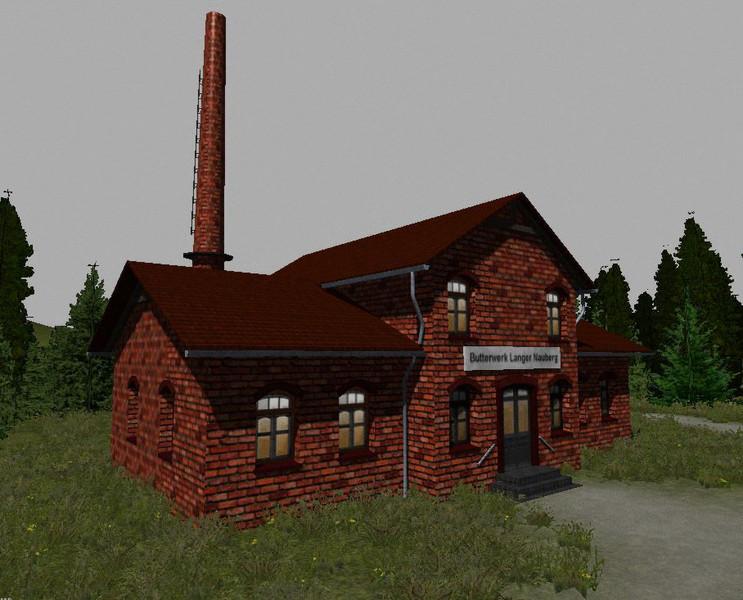 (LS 2013) Scheunen und Gebäude Set Teil 2 v 1.0 by modelleicher