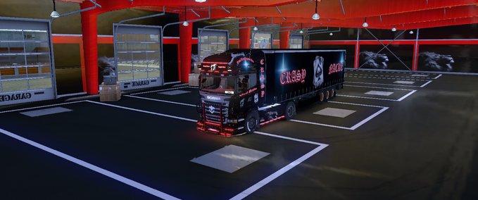 Ets 2 Tunning Garage Crasy Trans V 1 0 Skins Mod F 252 R