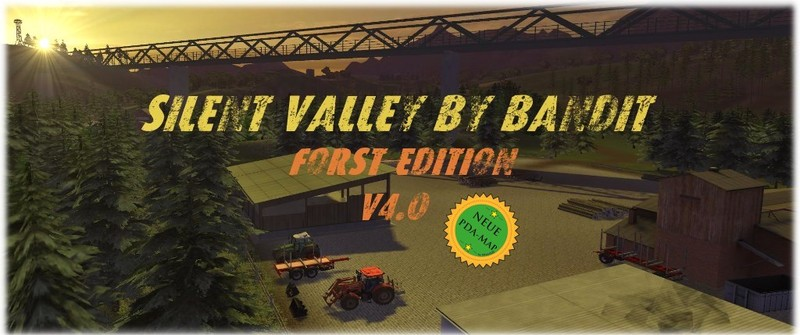 (LS 2013) Map Silent Valley by Bandit