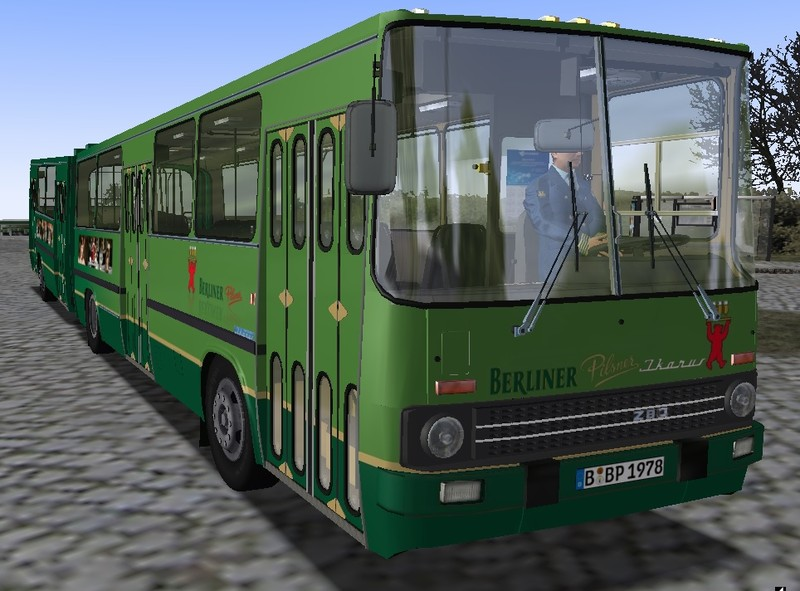 omsi icarus package ddr design v 1 0 bus skins mod f r omsi 2. Black Bedroom Furniture Sets. Home Design Ideas
